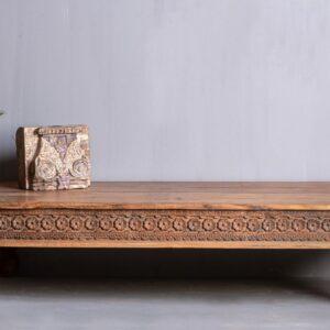 Chisel & Log- Buy Vintage coffee table in Singapore Online