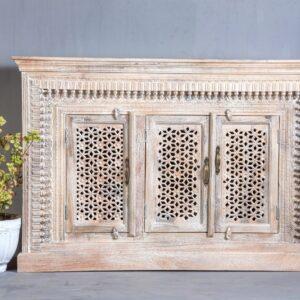 Traditional Carved Sideboard (3 Door)