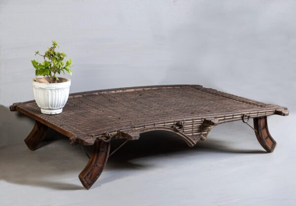 CAMEL CART COFFEE TABLE (LARGE)