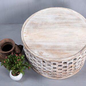 Chisel & Log- Buy Vintage coffee table in Singapore
