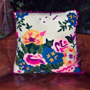 Chisel & Log- Buy Cushion in Singapore
