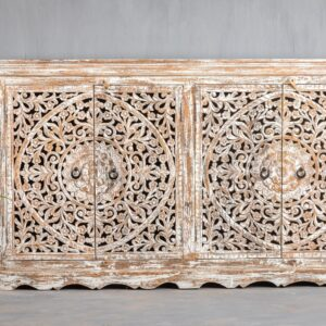CARVED SIDEBOARD