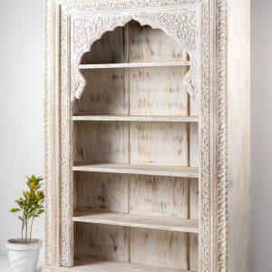Chisel & Log- Best Antique Bookshelf in Singapore