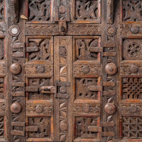 DOWRY CHEST CARVINGS