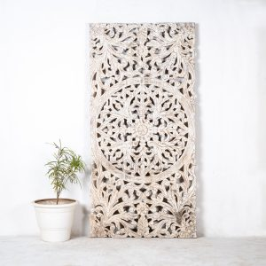 Carved Wall Panel