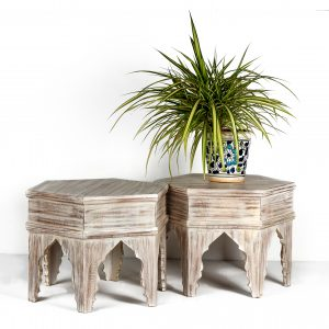 carved stool - How carved furniture adds character to the living space
