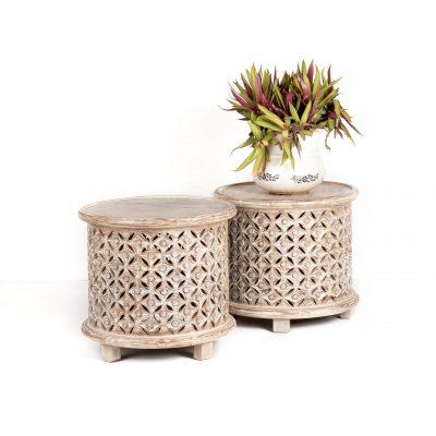 Buy Antique furniture in Singapore-Chisel & Log