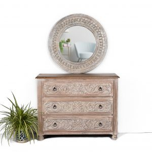 Chisel & Log- Buy Antique Dowry Chests in Singapore Online   Chisel & Log- Best Vintage Mirrors in Singapore
