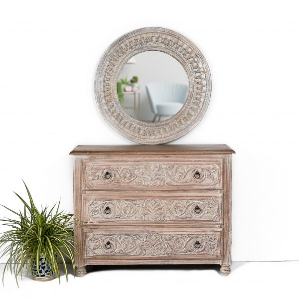 Chisel & Log- Buy Antique Dowry Chests in Singapore Online | Chisel & Log- Best Vintage Mirrors in Singapore