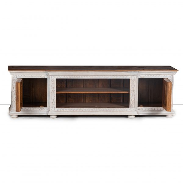 Chisel & Log- Buy Cabinet Table in Singapore