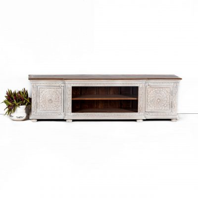 Chisel & Log- Buy Cabinet Table in Singapore | Chisel & Log- Buy TV Console in Singapore