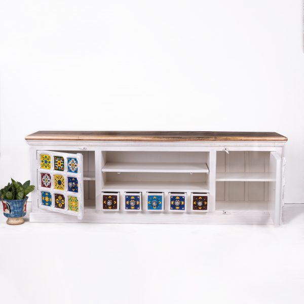 Chisel & Log- Buy TV Console in Singapore