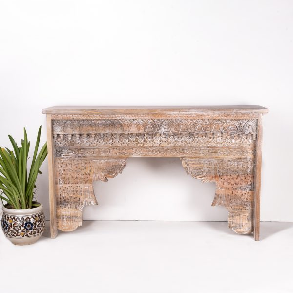 Chisel & Log- Buy Vintage Console Table in Singapore